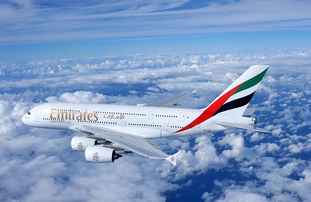 Singapore opgenomen in a380 netwerk emirates airline