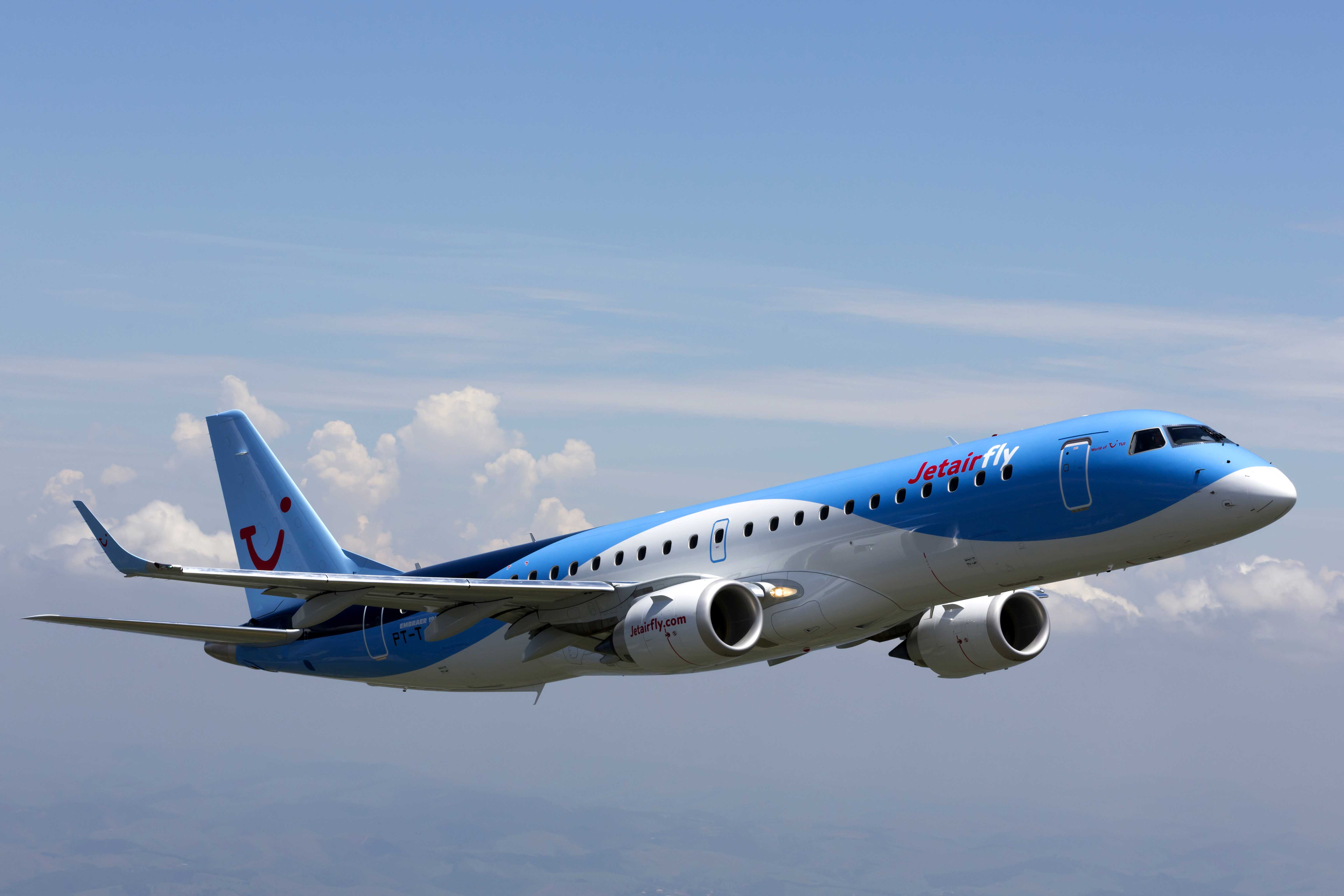 Embraer 190 jetairfly