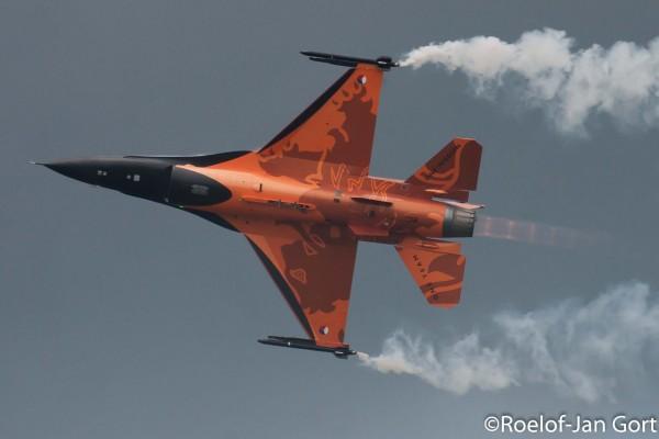 Nederlandse F-16 Demo Team