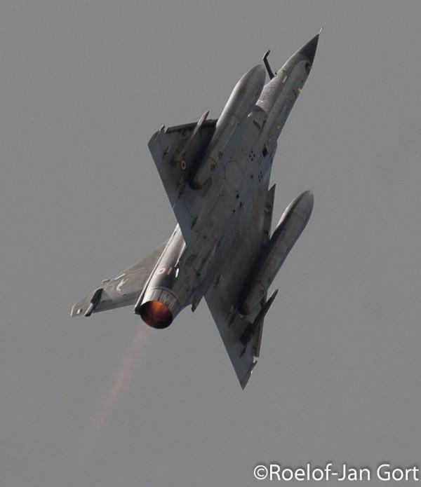 Franse Mirage 200N van de Ramex Delta