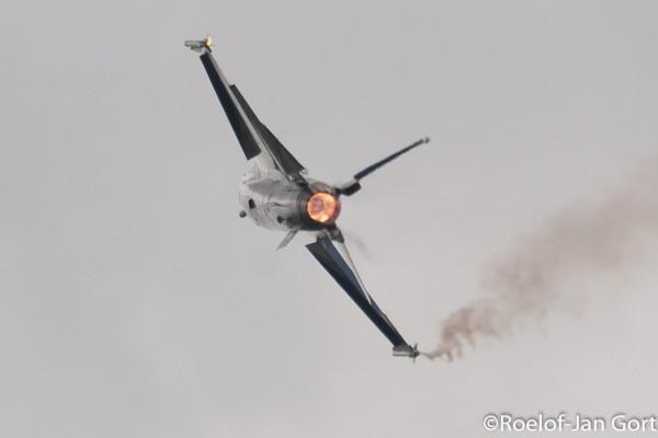 Belgische F-16 Solo Display Team
