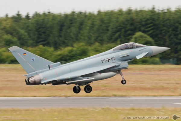 Eurofighter 30+80