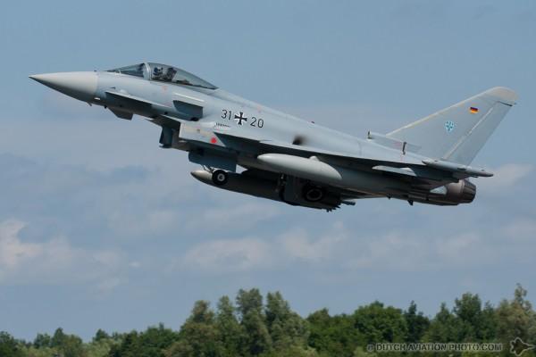 Eurofighter 31+20