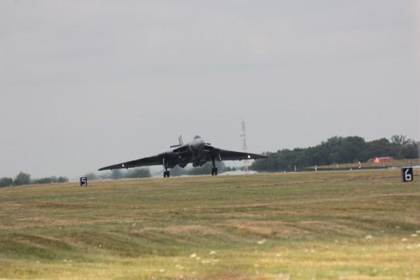 Ready tot take off