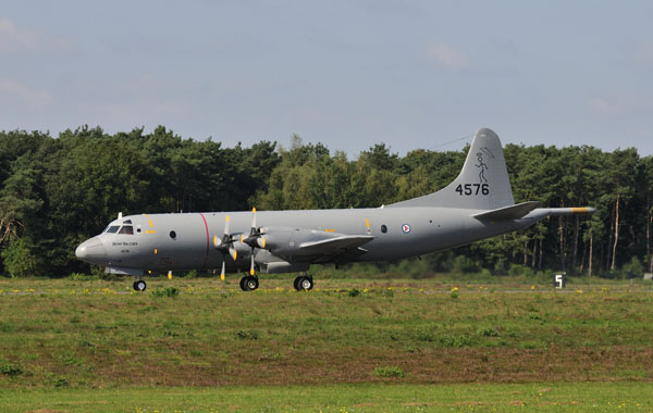 In tegenstelling tot Nederland vliegen de Noren nog steeds met de P-3 Orion.