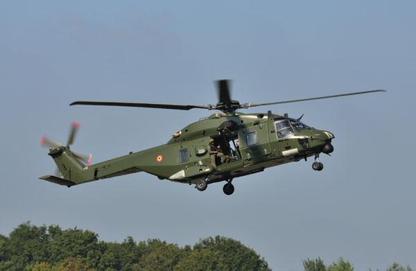 NH-90 in actie.