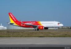 Eerste A320 naar VietJetAir - Piloot en Vliegtuig Magazine