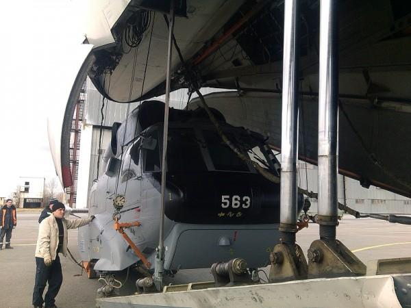Kumertau repareert beschadigde Indiase Ka-31's - Piloot en Vliegtuig Magazine
