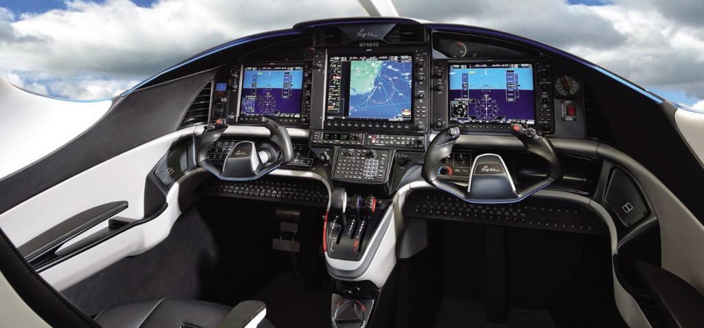 Garmin G1000 avionica suite