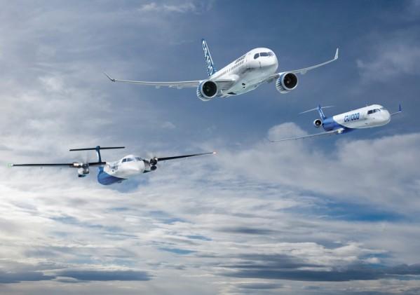 Bombardier Trio