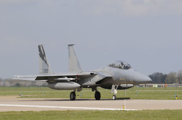 F-15D CA ANG.