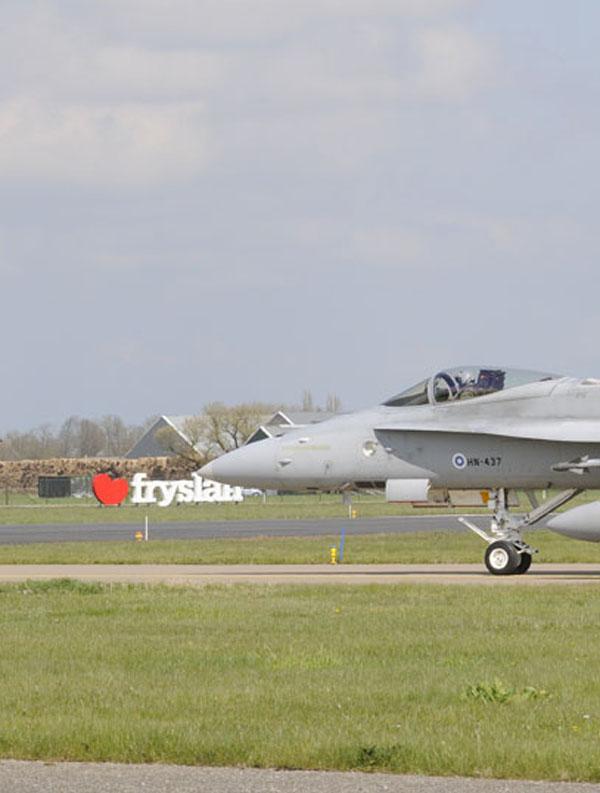 Leeuwarden Air Base Fryslan!.
