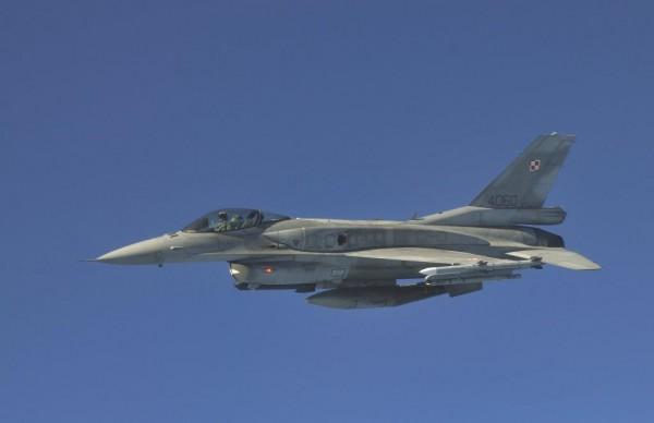 Poolse F-16C-52