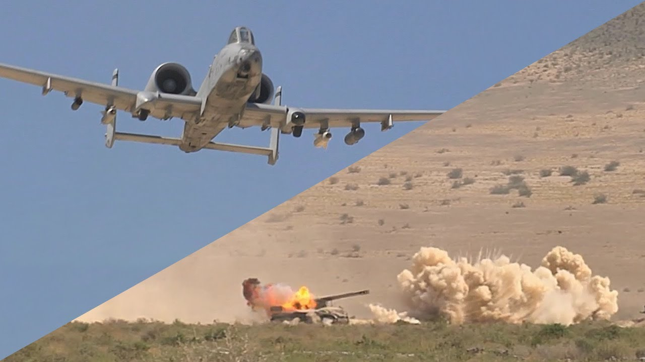 A-10 Warthog • Piloot & Vliegtuig