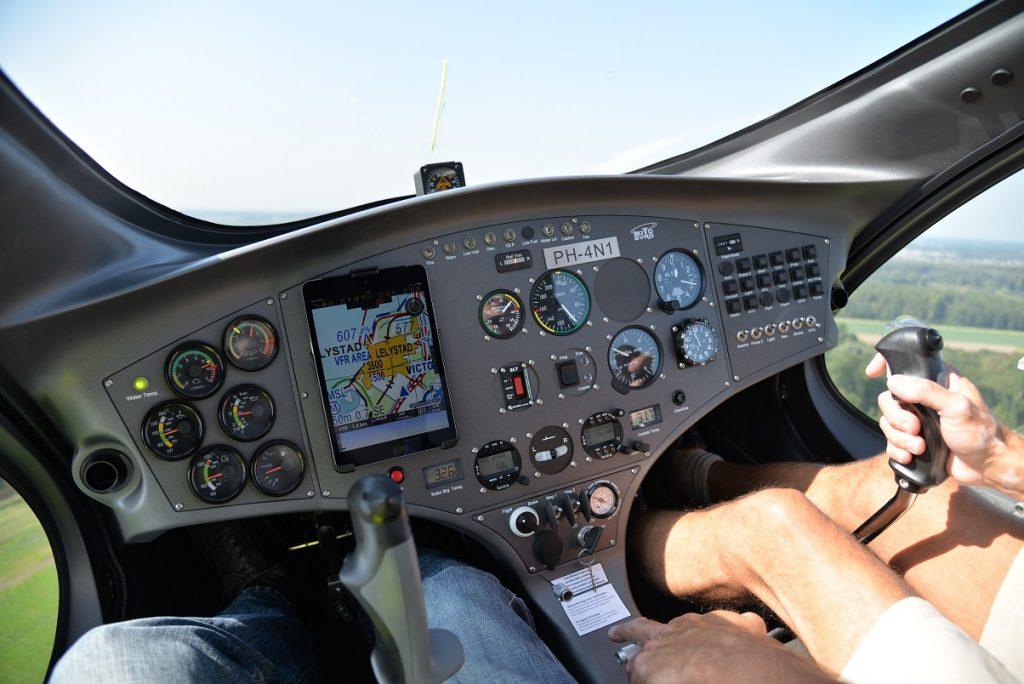 Gratis droomvakantie tijdens autogyro-opleiding • Piloot