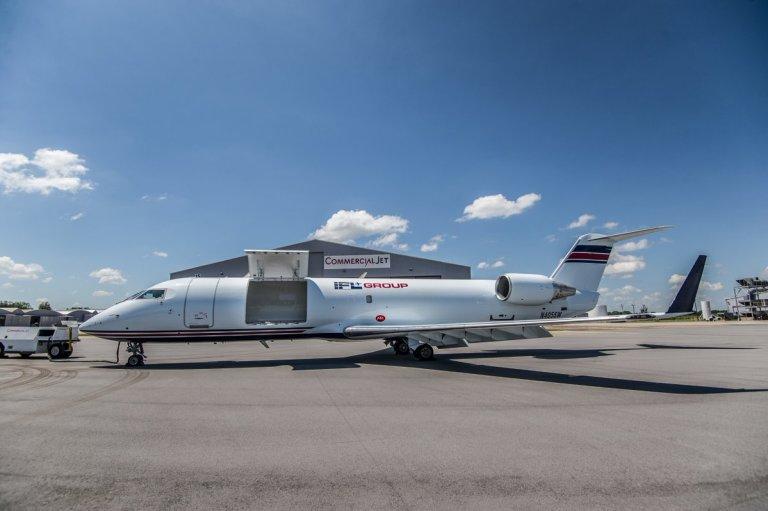 Aeronaves TSM verdubbelt CRJ200SF bestand • Piloot & Vliegtuig