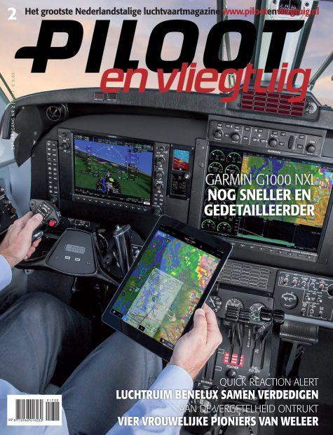 Februari-editie Piloot en Vliegtuig
