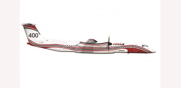 Q400s Conair