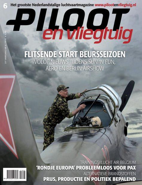 Piloot en Vliegtuig Editie 6-2018