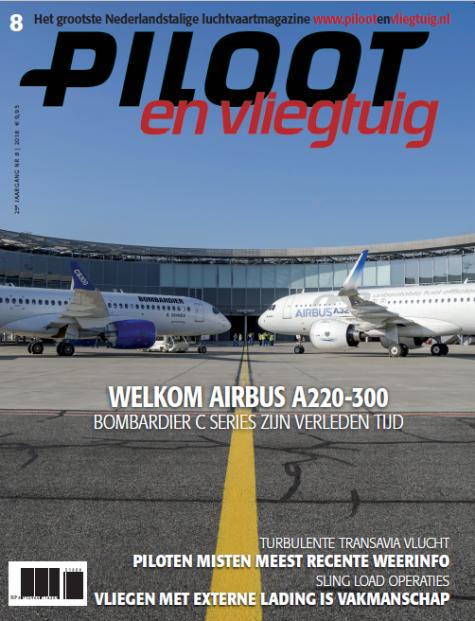 Piloot en Vliegtuig editie 8 -2018
