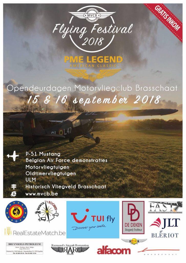 Flying Festival 2018 Brasschaat