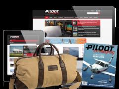 Abonneren Op Magazine Piloot En Vliegtuig