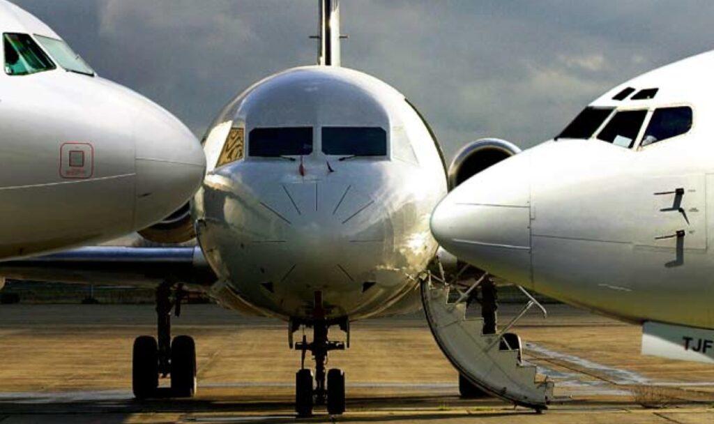 Handel in tweedehands Fokkers nog springlevend • Piloot & Vliegtuig