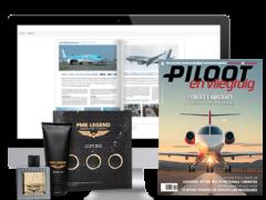 Compleet abonnement Piloot en Vliegtuig