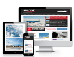 Premium abonnement Piloot en Vliegtuig