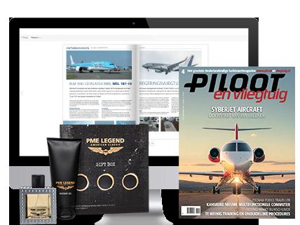 Compleet abonnement Piloot en Vliegtuig Magazine