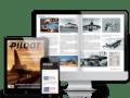 Piloot en Vliegtuig Digitaal abonnement